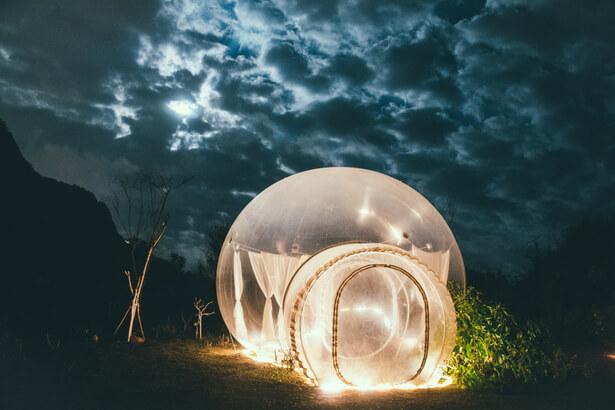 camping tendances