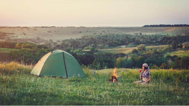 camping ecolo