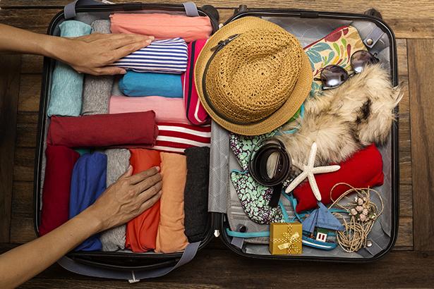 check-list vacances liste sac à dos ou valise