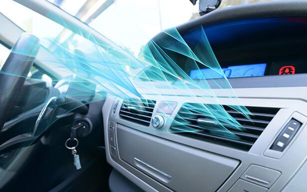 climatisation santé coup de froid en voiture avec la clim