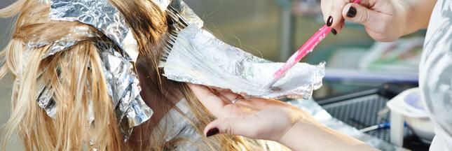 Asthme, urticaire, rhinite…Attention aux décolorants pour cheveux!