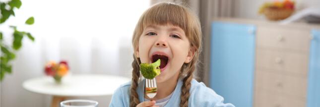 Vivre avec un enfant végétarien à la maison: les bons réflexes