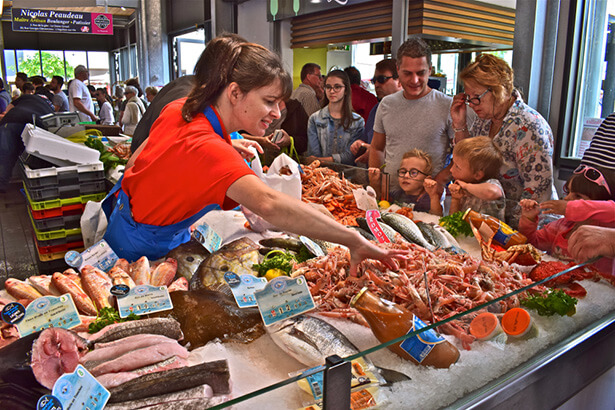 marché au poisson vendée france consommation durable