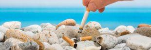 Sea Shepherd part en guerre contre la pollution marine des mégots de cigarette