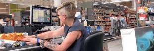 Un supermarché aménagé pour mieux accueillir les personnes handicapées