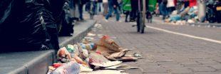 Déchets sur la voie publique : faudrait-il sanctionner plus lourdement ?
