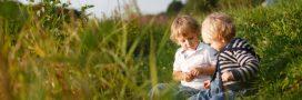 A la campagne, sensibilisez les enfants aux écogestes!