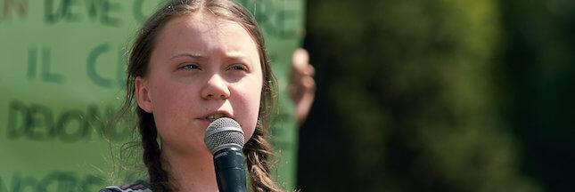 La venue de Greta Thunberg à l'Assemblée nationale irrite à droite