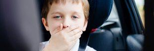 Mal des transports : que faire si mon enfant est malade en voiture ?