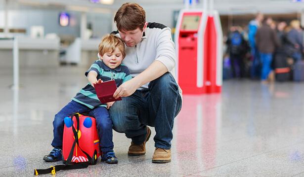 passeport bébé, passeport enfant validité, validité passeport, voyager à l'étranger