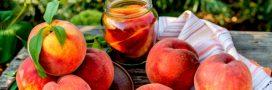 Légumes et fruits d'été: la pêche fruit star de la saison