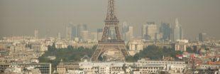 Pollution à l'ozone : un mercredi dans le rouge