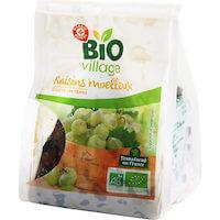 rappel produit raisins moelleux village bio leclerc