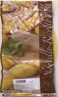 rappel produit pommes de terre