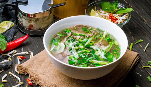 recette pho soupe vietnamienne