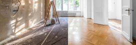 Comment rénover un parquet ancien?