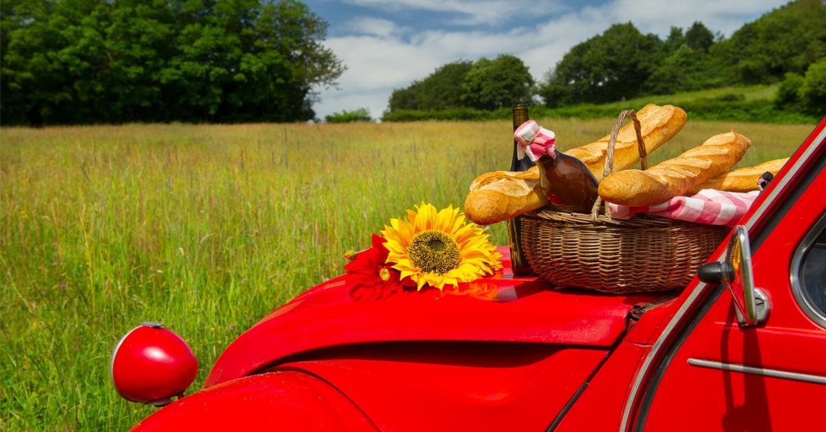 Comment bien manger sur la route des vacances ?