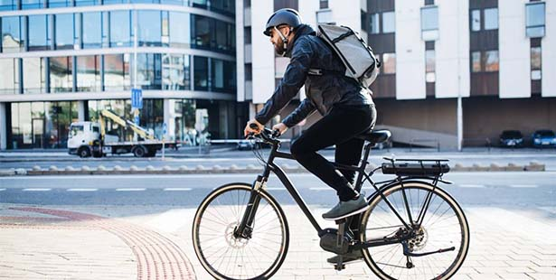 travail - vélo