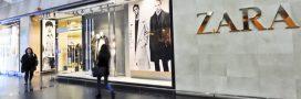 Le géant de la mode Zara veut passer au durable