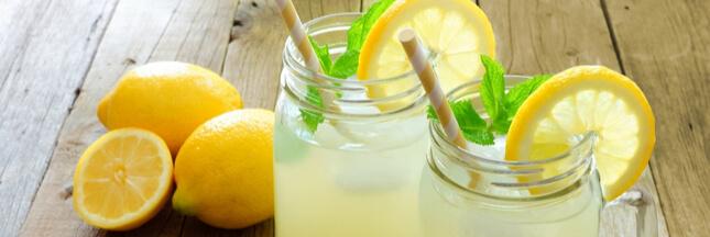 Citronnade à la menthe fraîche : une recette rapide et facile !
