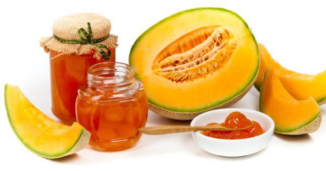 La confiture de melon, c'est si bon!