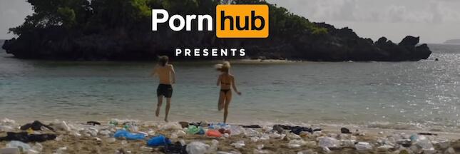 Le site X Pornhub nettoie son image… et les plages