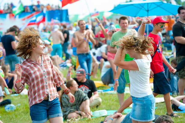 festivals verts