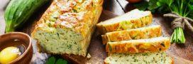 Le pain de courgettes au basilic, star des apéros et des pique-niques réussis !