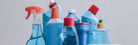 La moitié des produits ménagers seraient dangereux pour la santé et l'environnement!