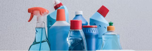 La moitié des produits ménagers seraient dangereux pour la santé et l'environnement !