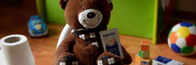 Le Smecta et autres médicaments à base d'argile interdits aux jeunes enfants !
