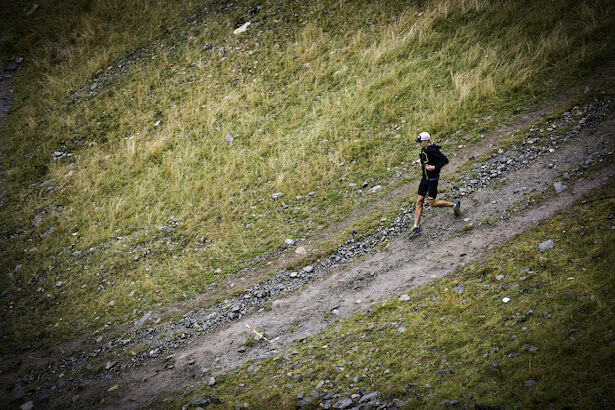 Ultra trail Mont-Blanc