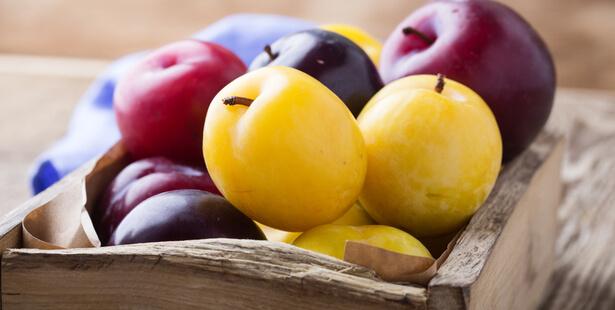 noyau de prune