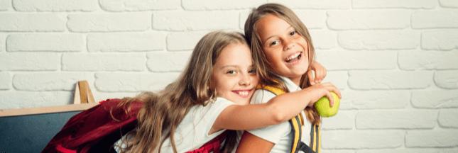 École primaire : votre enfant va-t-il se faire des amis ?