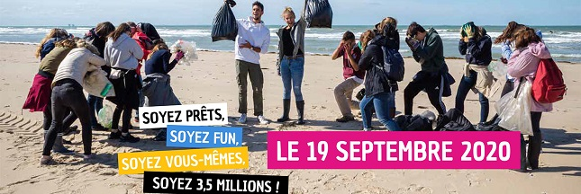World Clean Up Day : participez à la plus grande opération de nettoyage du monde !