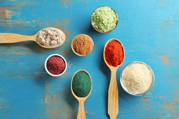 comment faire du colorant alimentaire naturel