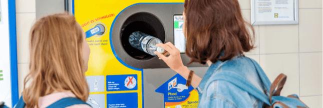Une consigne à 15 centimes pour les bouteilles en plastique et canettes ?