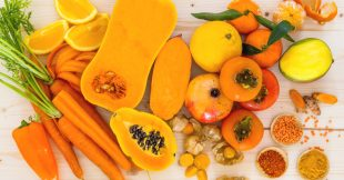 Tous les bienfaits des fruits et légumes orange
