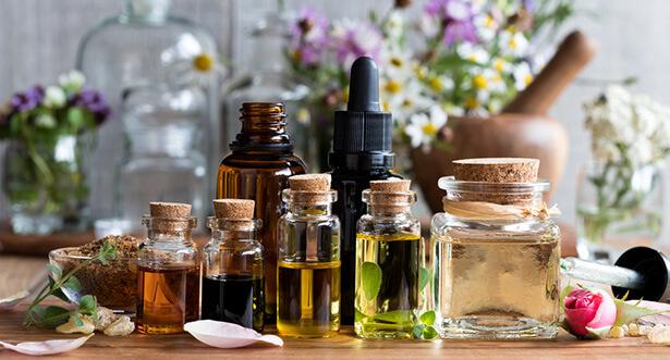 huile essentielle pour les cicatrices