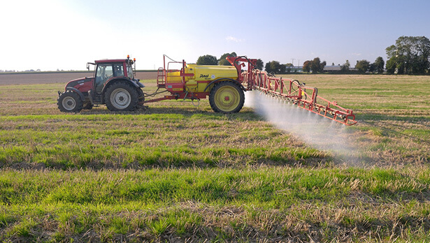 interdiction glyphosate