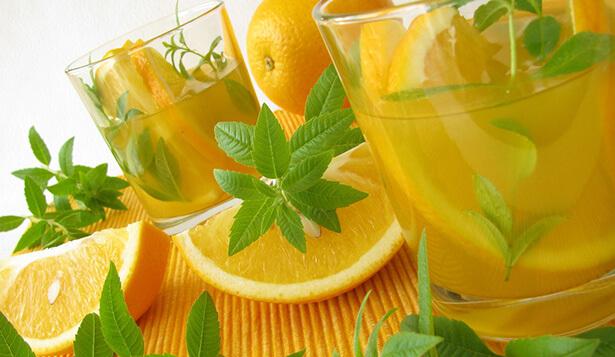 verveine citronnelle cuisine recettes