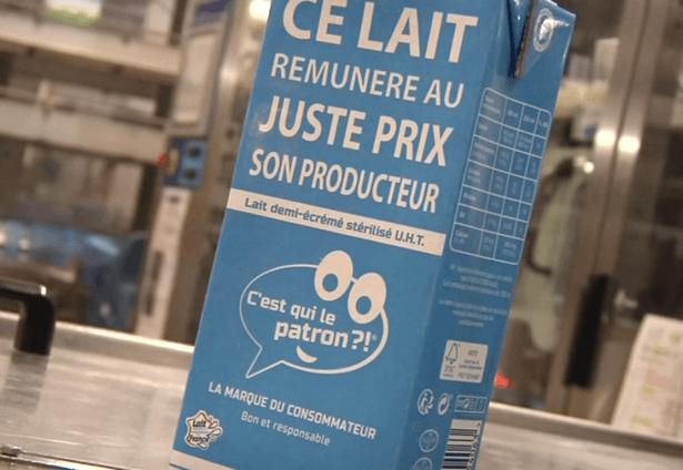 lait patron