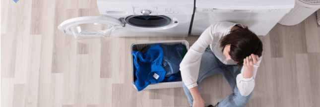 Obsolescence programmée  : la durabilité des lave-linge prend l'eau
