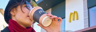 McDo - Clap de fin pour les pailles et couvercles en plastique