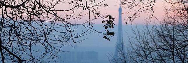 Surprenant : observez la pollution de l'air en temps réel à Paris
