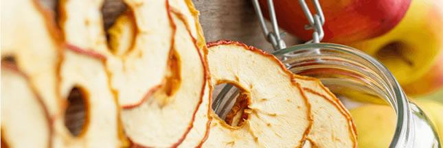 Comment réaliser vos propres fruits séchés