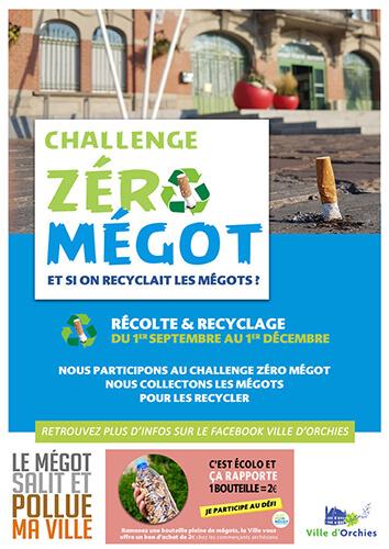 recyclage mégots de cigarette zéro déchet