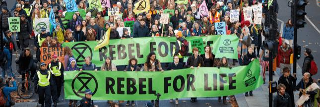 Extinction Rébellion, le mouvement écolo qui dérange