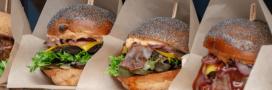 Le burger vegan est encore moins sain qu'un burger classique?