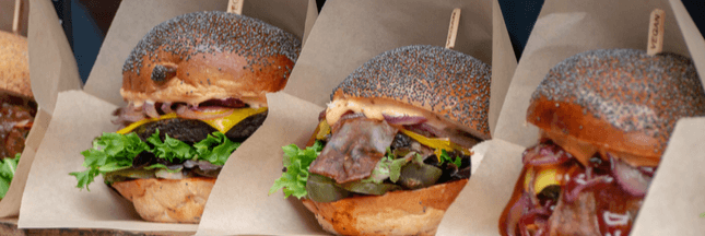 Le burger vegan est encore moins sain qu'un burger classique ?